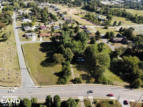 Pearisburg Wenonah Ave Development : Pearisburg : Giles County : Virginia