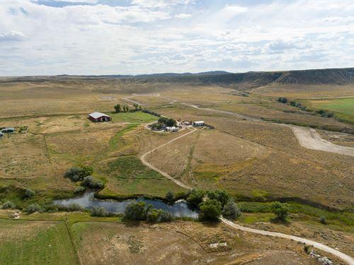311 Spring Canyon : Douglas : Converse County : Wyoming