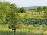 Recreational Ranch Land & Home Si : Talihina : Latimer County : Oklahoma