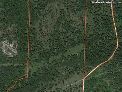 105 Acre Combination Farm Hermitag : Hermitage : Hickory County : Missouri