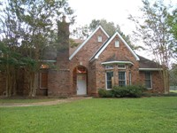 Custom Built Home 11 Acres Franklin : Smithdale : Franklin County : Mississippi