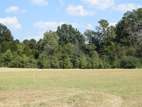 Beautiful Home Site, Bells, TN : Bells : Crockett County : Tennessee