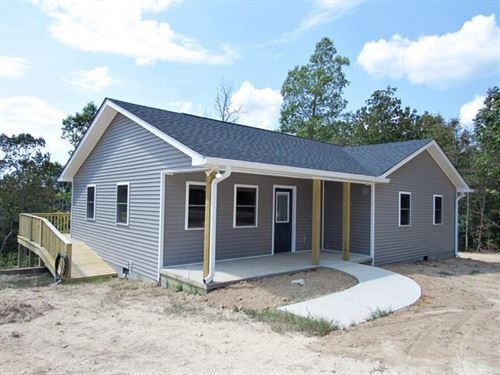 New Construction Home : Linden : Perry County : Tennessee