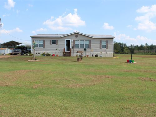 Hobby Farm TN Acreage, Fencing : Michie : McNairy County : Tennessee