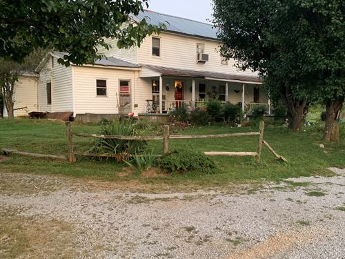 Country Home 1.64 Acres : Burkesville : Cumberland County : Kentucky