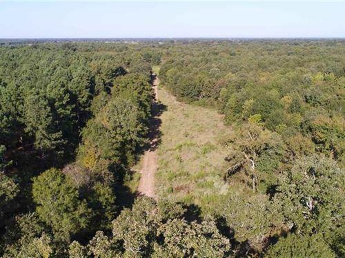 Recreational Property : Bogata : Red River County : Texas