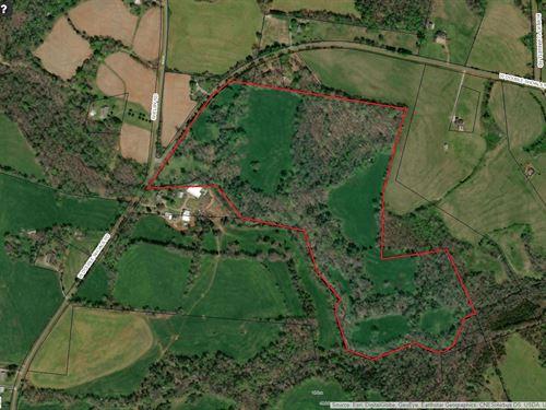 Nice Rural Farm : Shelby : Cleveland County : North Carolina
