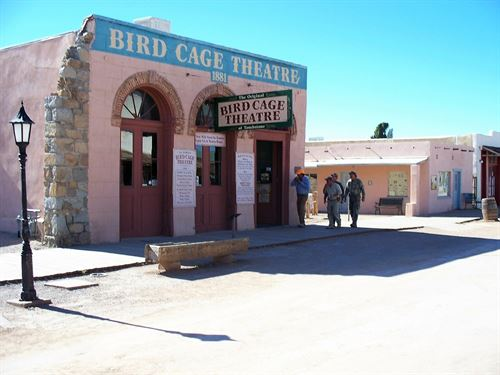 Nice Historic Tombstone, $175 P/Mo : Tombstone : Cochise County : Arizona