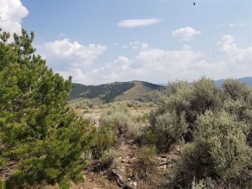 Colorado Foothill Land 5 Acres : Fort Garland : Costilla County : Colorado