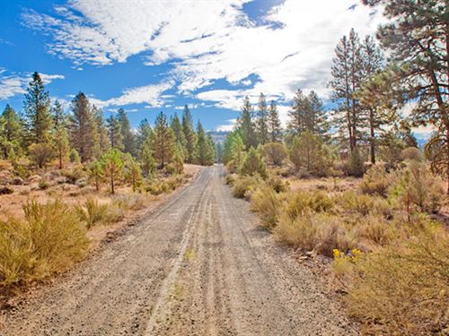 Oregon Land 2 Acres, Power On Road : Klamath Falls : Klamath County : Oregon