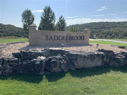 Build Your Dream Home in Beautiful : Saddlebrooke : Christian County : Missouri