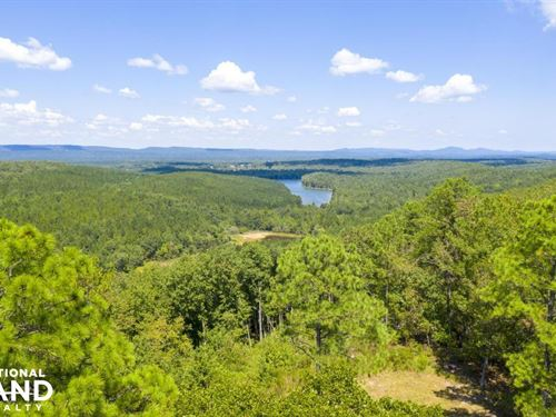 Columbiana Mountain Top Homesites : Columbiana : Shelby County : Alabama