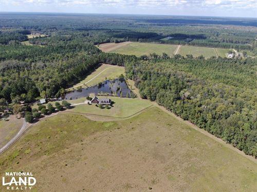 Bilt Mac Farm, Varnville Recreatio : Varnville : Hampton County : South Carolina