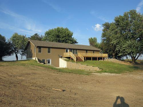 Country Home 10 Acres M/L Pasture : Hatfield : Harrison County : Missouri