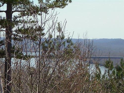 Tennessee River View Land Ready To : Bath Springs : Decatur County : Tennessee