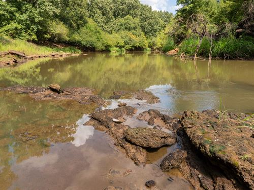 Riverland, Massive Oaks, Cr : Ratcliff : Houston County : Texas