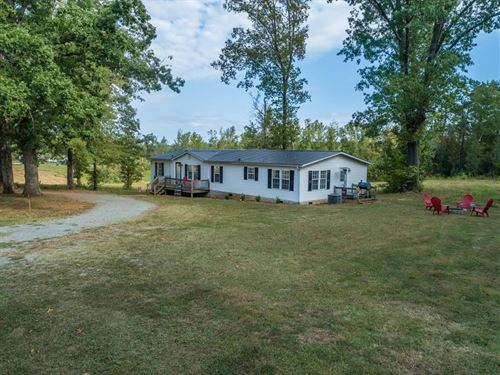 Country Acreage In Southern VA : Nelson : Mecklenburg County : Virginia