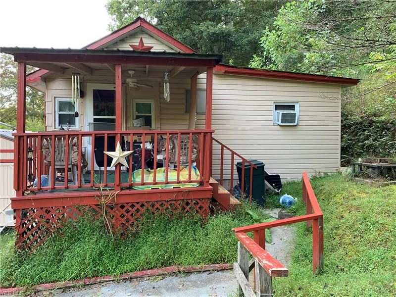 Bungalow Overlooking Hughes River : Cairo : Ritchie County : West Virginia