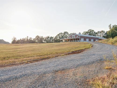 Barndominium : Rock Island : Warren County : Tennessee