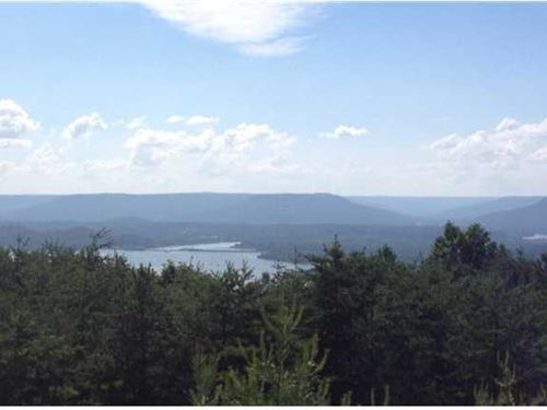 2.8+/- Acres Lake Mtn View Property : South Pittsburg : Marion County : Tennessee