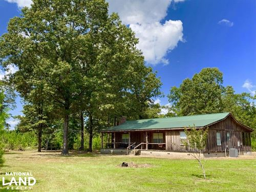 Smith Lake Road Camp And Weekend Re : Uriah : Monroe County : Alabama