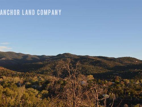 $399 Down Then $49/Mo : Timberon : Otero County : New Mexico