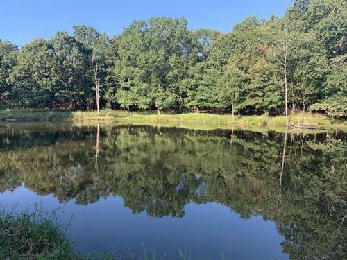 Recreational Land Build-Site St : Collins : Saint Clair County : Missouri