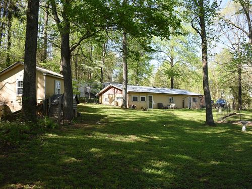 Hobby Farm And/Or Hunting Cabin : Edmonton : Metcalfe County : Kentucky