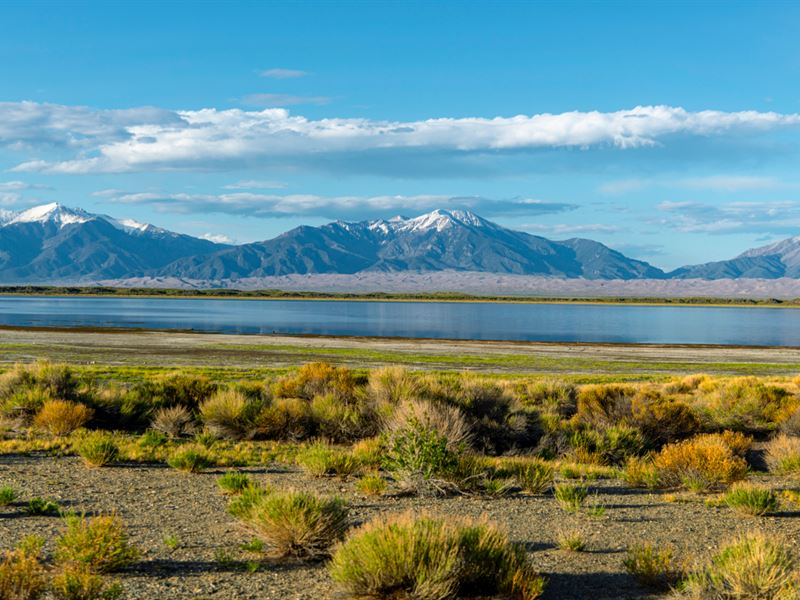 6.56 Acres Near Fishing : Land for Sale by Owner : Alamosa ...