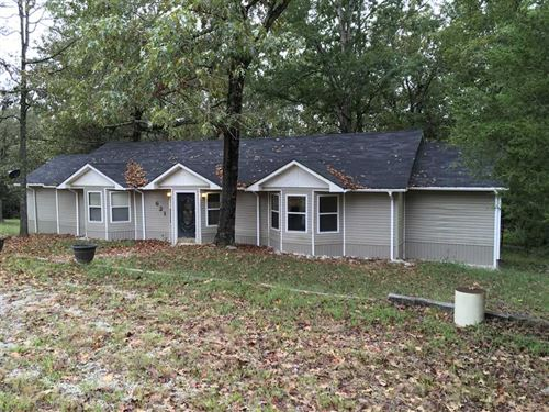 3 Bedroom 2.5 Bath, 10 Acres : Smithville : Lawrence County : Arkansas