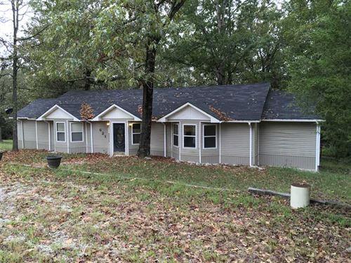 3 Bedroom 2.5 Bath, 10 Acres : Smithville : Lawrence County : Arkansas
