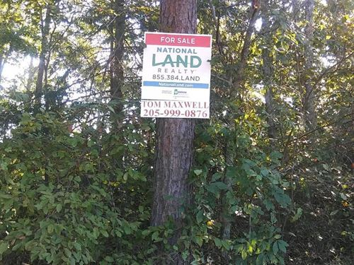 Sipsey Fork/Smith Lake Lot 1A : Double Springs : Winston County : Alabama