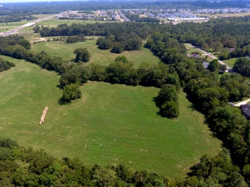 51.09 Acres In Oktibbeha County : Starkville : Oktibbeha County : Mississippi