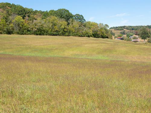 Beautiful 27 Acre Mini Farm : Santa Fe : Maury County : Tennessee