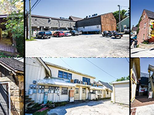 Nashville, In Multi-Property Estate : Nashville : Brown County : Indiana