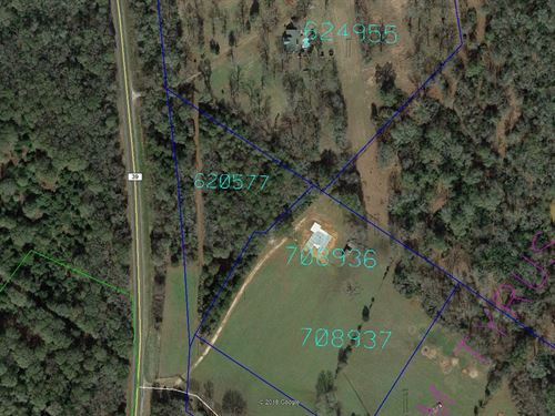 Small Acreage in Leon County : Jewett : Leon County : Texas