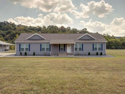 Modular Home & Hunting Land Creek : Columbia : Maury County : Tennessee