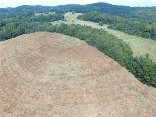 An Unbelievable View Future Home : Columbia : Maury County : Tennessee