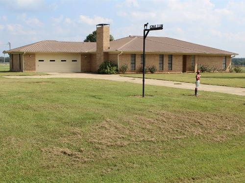 Ranch In Bowie County, Texas : Malta : Bowie County : Texas