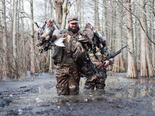 Premier Hunting Camp : Clarksdale : Coahoma County : Mississippi