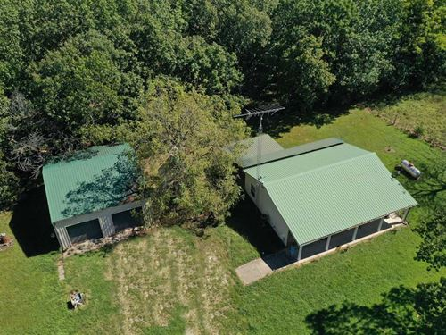 Wonderful Smaller Home Close to Tr : Warsaw : Benton County : Missouri