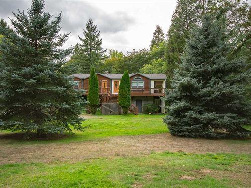 Cow Creek Estate : Glendale : Douglas County : Oregon