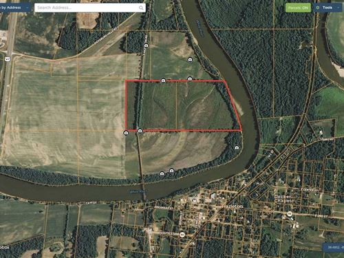 Land For Sale, Knox County : Decker : Knox County : Indiana