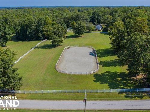 Fairwinds Equestrian Estate : Landrum : Spartanburg County : South Carolina