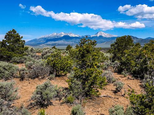 Stunning Views, Trees, $199/Mo : Fort Garland : Costilla County : Colorado