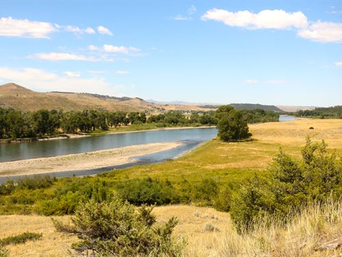 Greater Yellowstone Ranch : Reed Point : Stillwater County : Montana