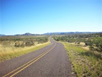 20 Acs, Only Paved Highway $298/Mo : Sierra Blanca : Hudspeth County : Texas