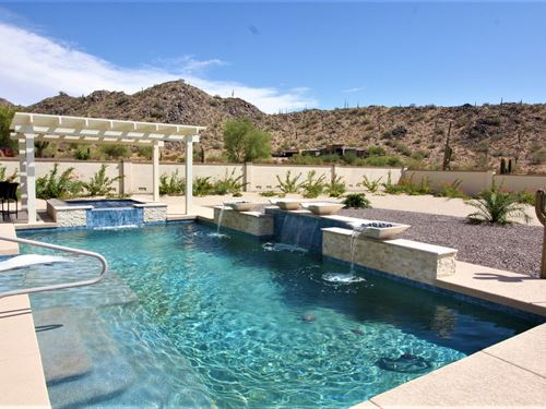Desert Mountain Luxury Home Casa : Casa Grande : Pinal County : Arizona