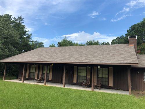 Northeast Texas Country Home 11 : McLeod : Cass County : Texas
