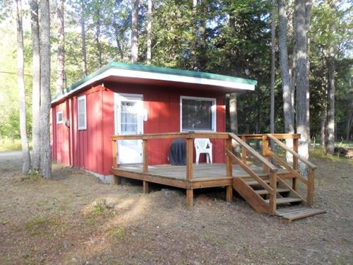 Cabin Near Sunken Lake Posen MI : Posen : Presque Isle County : Michigan